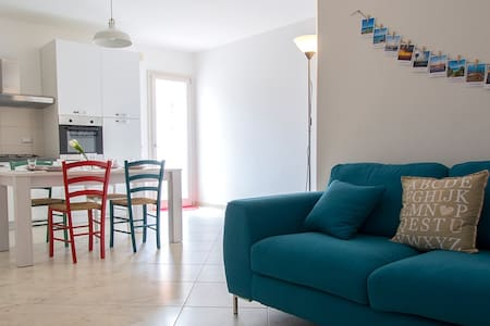 Lovely and colorful apartment - Sant'Antioco