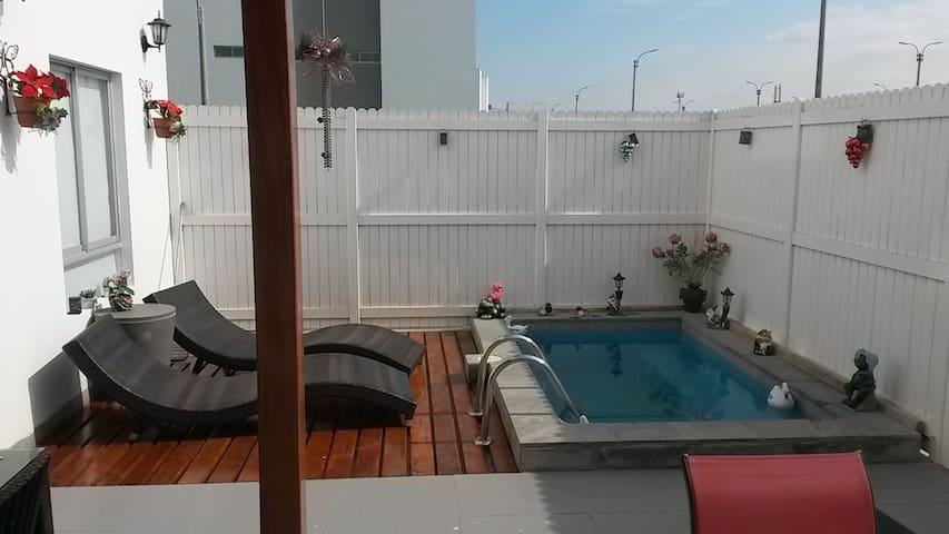 Nuestro Apartamento en Paracas