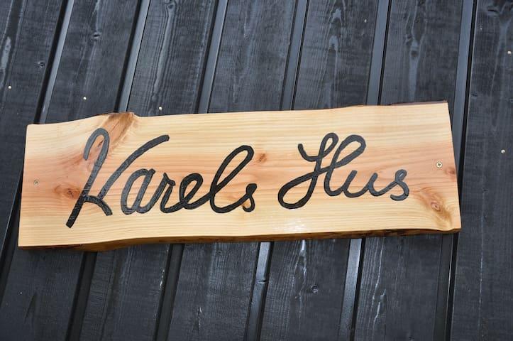 Karels Hus - Schiermonnikoog - Schiermonnikoog - อพาร์ทเมนท์