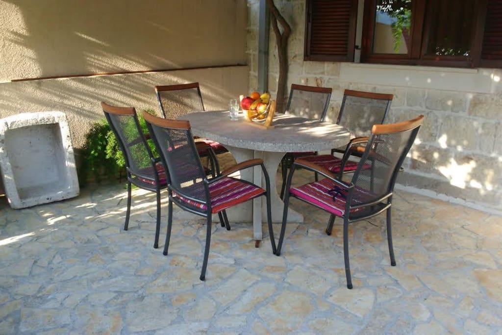 Terrace, Surface: 22 m²