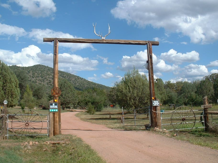 Wd Ranch Cabin Cabins For Rent In Payson Arizona