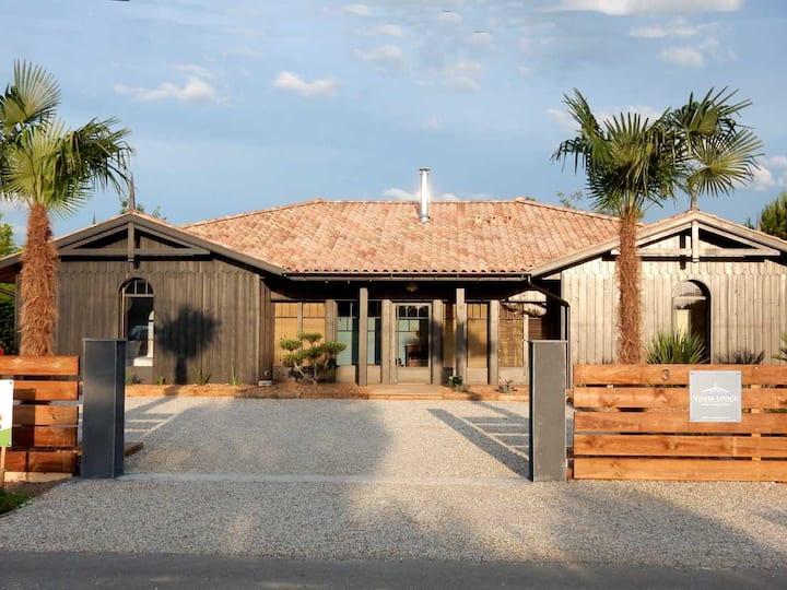 Vinha Lodge chambre 1
