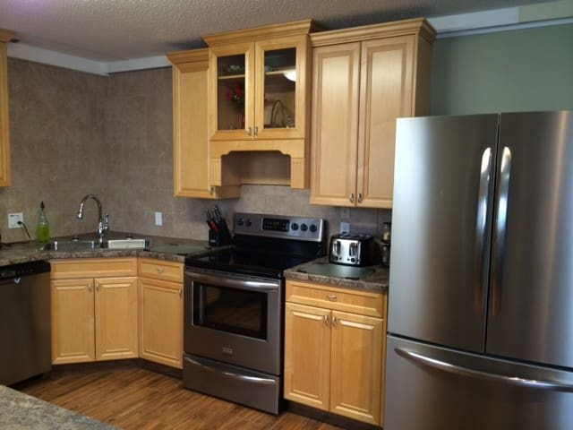 Beautiful fully equipped kitchen