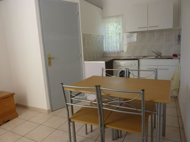 appartement de 25,m2 independent - Castro Marim - Maison