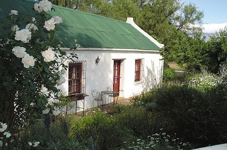Pepper Tree Cottage - Bot River - Hus