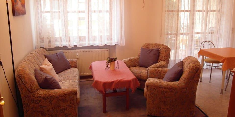 Ferienwohnung im niederbayerischen Bäderdreieck - Bayerbach - Apartamento