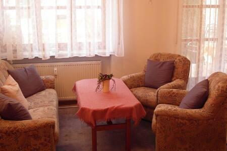 Ferienwohnung im niederbayerischen Bäderdreieck - Bayerbach - Wohnung