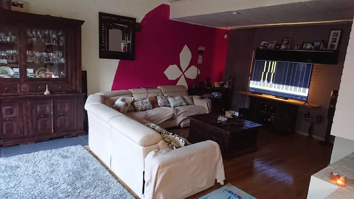 Tomorrowland - Huis met tuin + 3 slaapkamers
