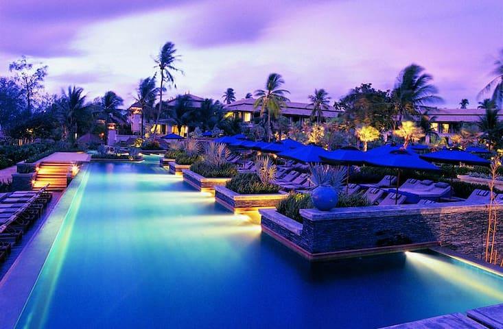 JW Marriott Phuket, Thailand - Mai Khao - Lägenhet