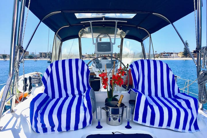 San Diego Yacht Life - Live the Dream