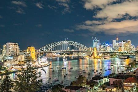 MLB48-Stunning view Studio near Sydney Harbour