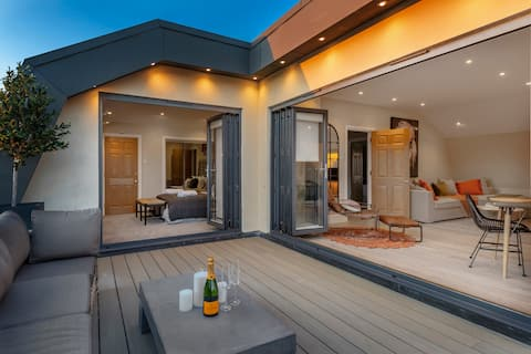 ⭐Luxury Rooftop Penthouse ⭐- Bath City Centre