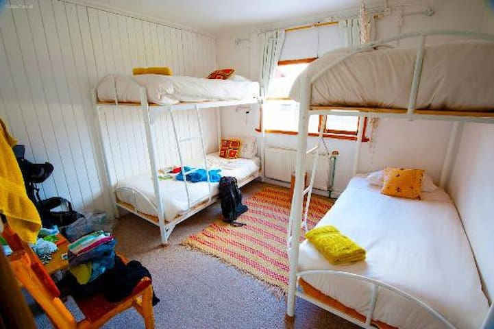 Cozy 4 people Shared Dorm in Chilean Patagonia