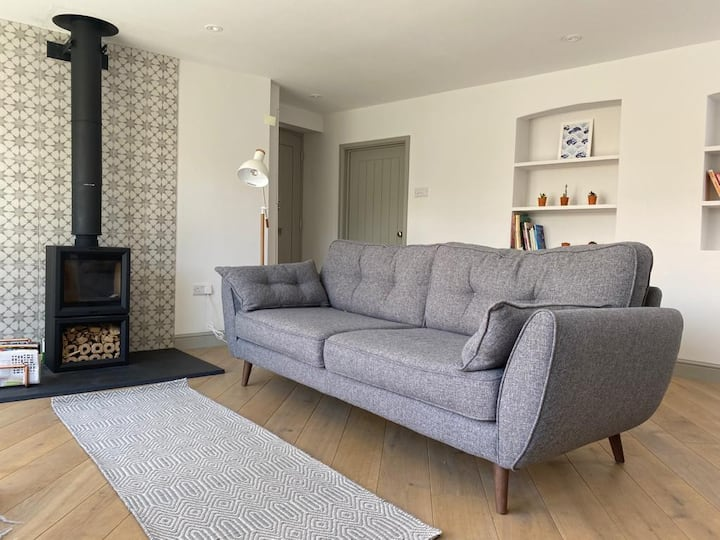 Luxury cottage in the heart of Crantock Village