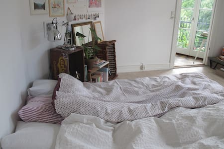 Bright, big and lovely room with private balcony! - Kopenhagen - Wohnung