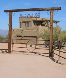 Horse Ranch with a beautiful view - Scottsdale - House