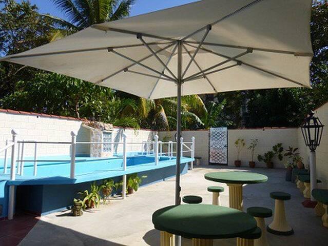 Casa Morón- Cayo Coco WiFi & Pool (9 guests)