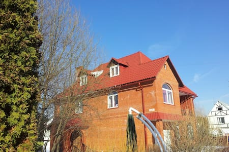 House for long let, 17 km from the Moscow Ring Rd