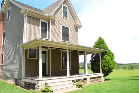 Large country getaway close to Penn State