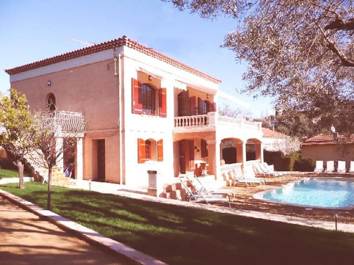 Cottage of luxury villa in Juan les Pins/Antibes