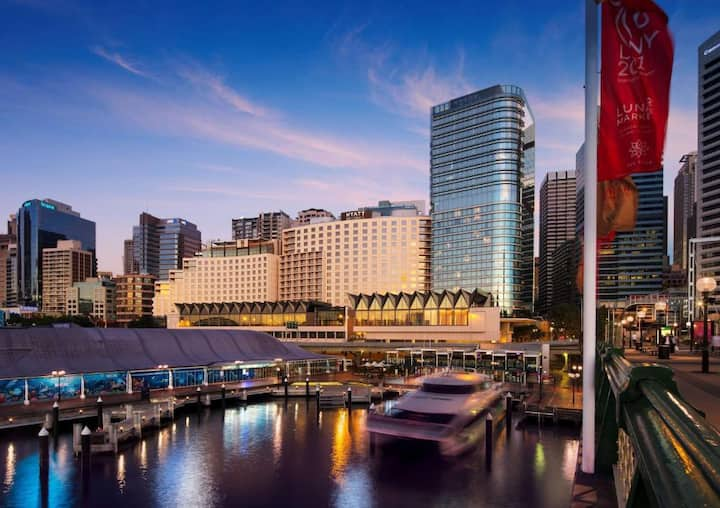 R 1548 Hyatt Regency Sydney With Spa Treatment Rooms, Fitness Facilities, And Secured Parking