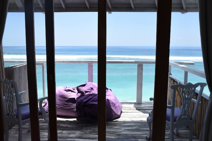 Let-It-B BOHO @ Bingin Beach - Bali - Apartment