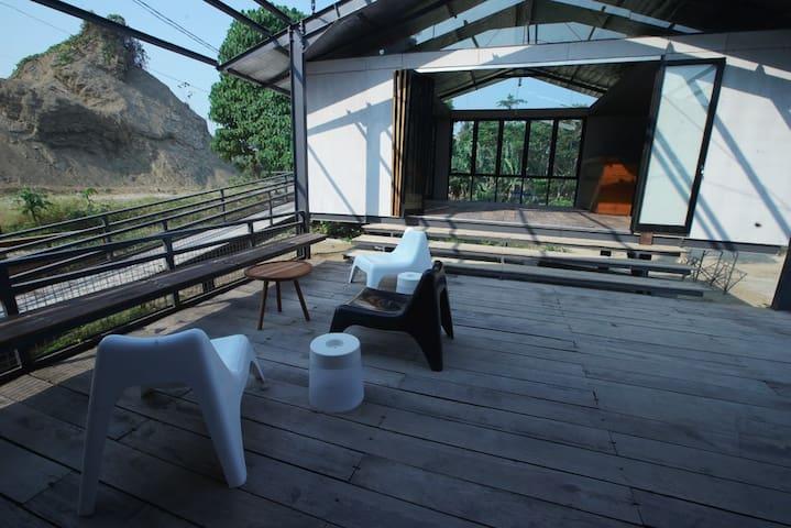 Kakatua Hostel - Raja Ampat Regency - Dormitório