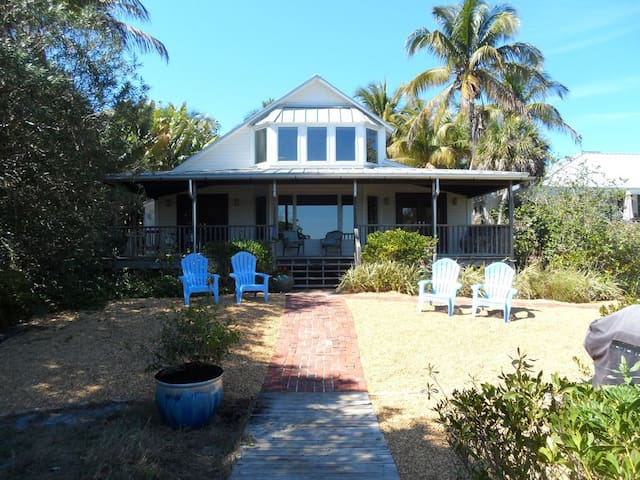 Captiva Water Front Home