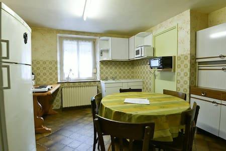 asinerie eselin - Cornimont - Apartment