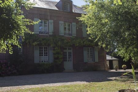 Gîte de la Ferme du Centre - Morgny - Rumah