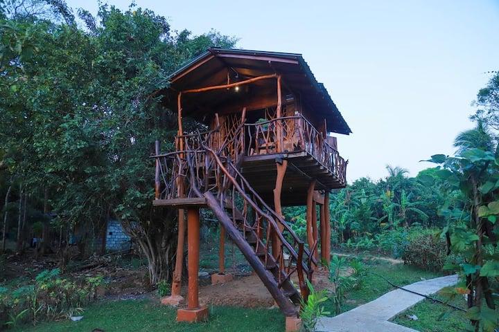 Tree House-Sigiriya Rock Gate Resort