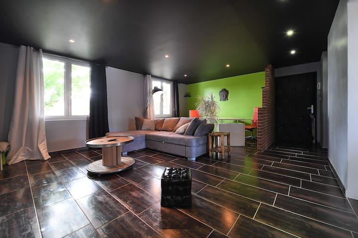 loft apartment - ideal Avignon Festival - Le Pontet - Appartement