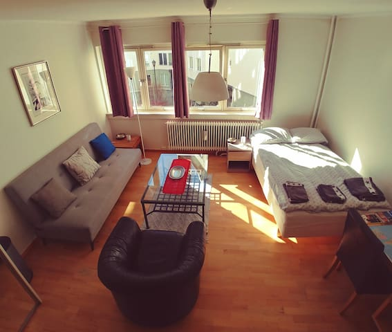 Cozy Studio Apartment in Oslo West