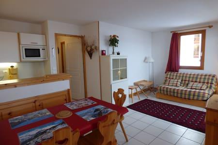 Choucas n°10 - 6 sleeps - Landry - Apartamento