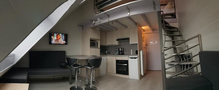 Appartement 4/8 pers. Saint-Lary Pla d'Adet