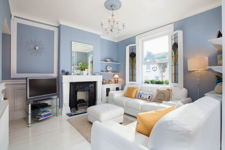 Shell Seekers Beach House in Paignton - Paignton - Hus