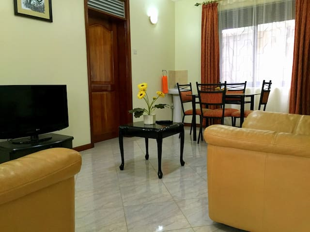 Grwadd Apartment Rental - Kampala - Byt