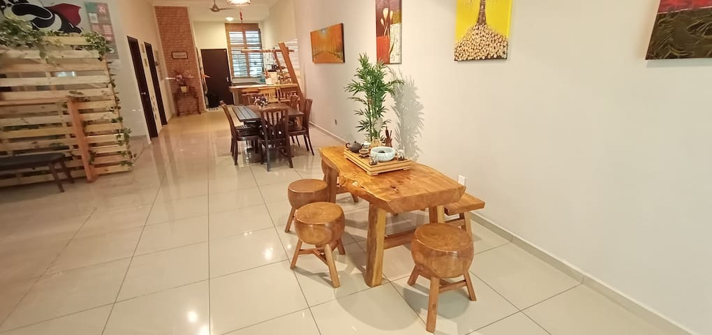 KSB Homestay Melaka/Ground Floor/ 1 Bedroom