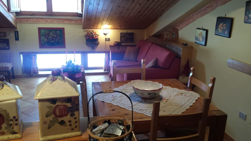 La casetta dell'orso - Pescasseroli - Huis