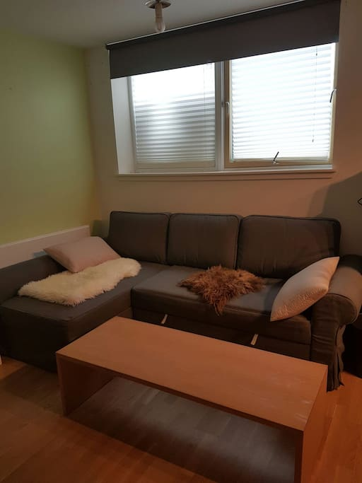 Ground floor - Private rooom - Sofa