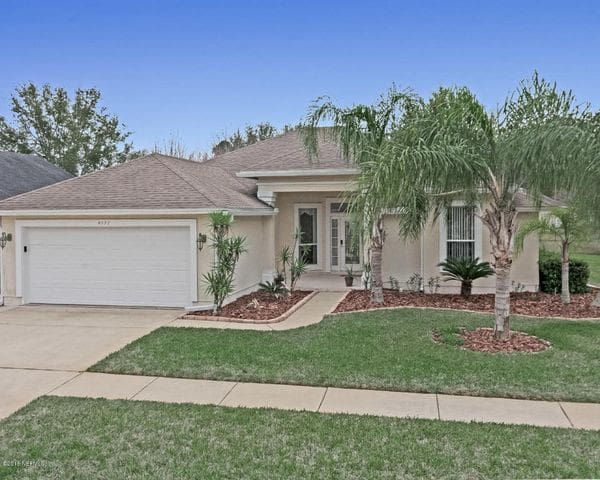 Golf course home in sunny St Johns county - Saint Johns - Hus