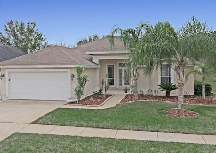 Golf course home in sunny St Johns county - Saint Johns - Talo