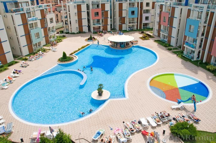 Your private apartment in Sunny Beach