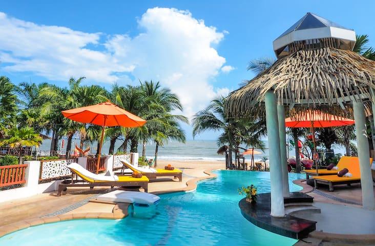 VARTIKA Penthouse Vartika Resovilla Kui Buri Beach Resort and Villas