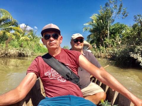 Mekong homestay Sa dec.