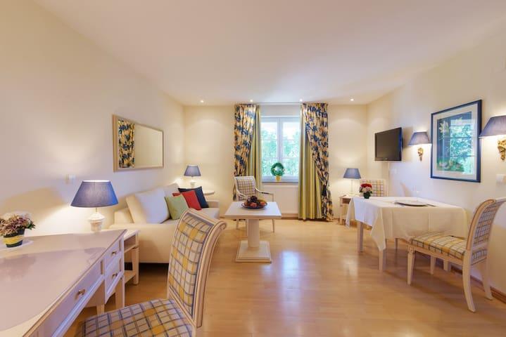 Luxus-Apartment 58 qm