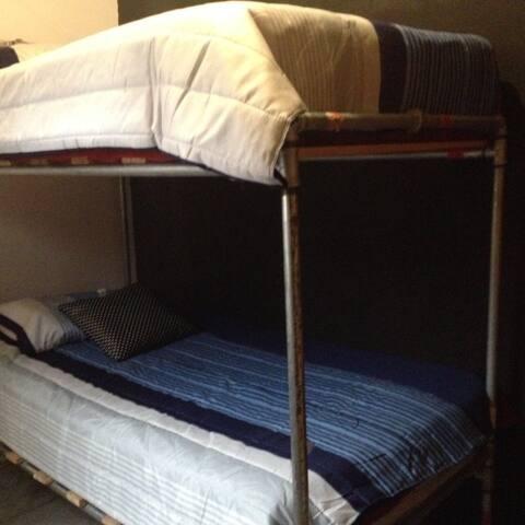 Confortable cuarto en El Centro. - Puebla - Appartement