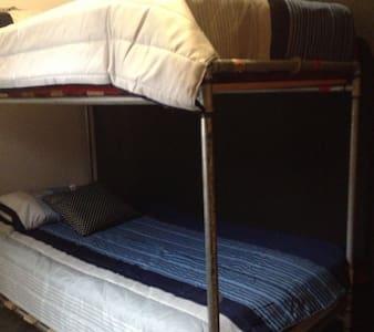 Confortable cuarto en El Centro. - Puebla - 公寓