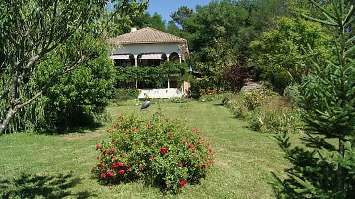 Villa Chavagnac - Suite privée tout confort