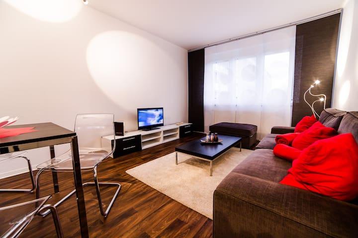 Ferienwohnung für 2-6 Personen (3) - Senftenberg - Apartament